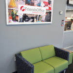 FriendsOffice-Dayton-vestibule-sign
