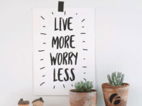 How to Worry Less and Smile More at Work