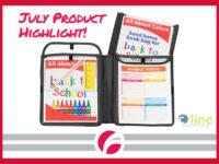 July Product Highlight: C-Line Homework Connector Folder