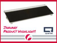 January Product Highlight: Quartet Glass Dry-Erase Desktop Computer Pad