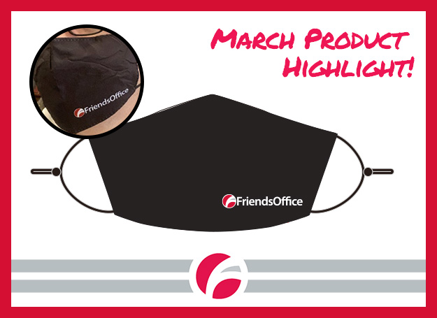March Product Highlight: 3 Layer Face Masks